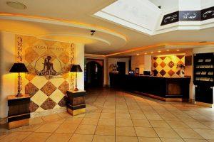 """Hotelarze z """"Kopernika"""" w bielskim Papuga Park Hotel****"""