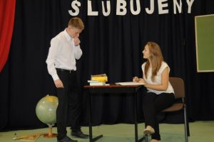 Ślubowanie klas 1-szych 2015