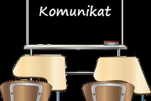 Odwołana lekcja – klasa 1w