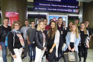 """Uczniowie z """"Kopernika"""" na polsko-niemieckiej wymianie w Bad Liebenzell"""