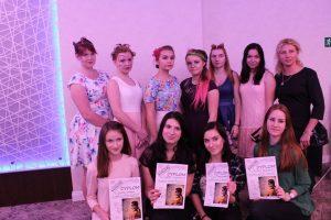 """X Międzynarodowy Turniej Fryzjersko – Kosmetyczny Stylista XXI wieku """" BUTTERFLY"""""""