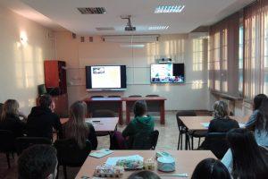 Kolejne zajęcia w ramach Małopolskiej Chmury Edukacyjnej
