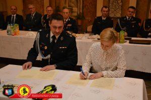 Umowa partnerska KOPERNIKA z OSP Kęty