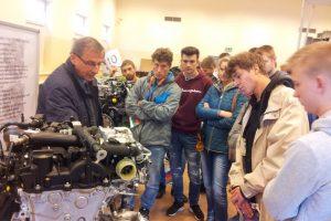 Kopernik na Uczelni w Bielsku –Białej