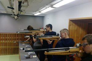 Zawody strzeleckie o puchar Dyrektora PZ Nr 10 Kęty
