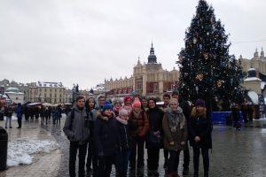 """""""20-stka"""" zdobywa czwarty z krakowskich Kopców"""