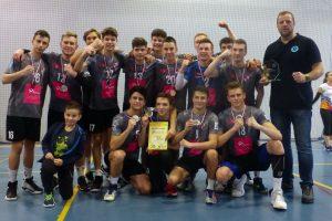 SOS Kęty Wicemistrzem Małopolski Juniorów  2019