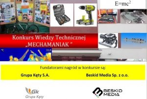 """Mechamaniak""- moda na mechanikę."