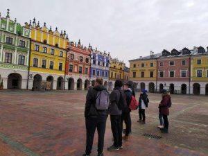 """""""20-stka"""" w Zamościu i Lublinie"""