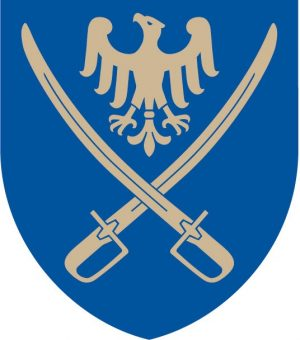 logo PWSZ im. rtm Pileckiego w Ośięcimiu